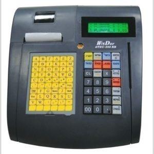 Ταμειακή Μηχανή dtec 200 Εστιατορίου - retail
