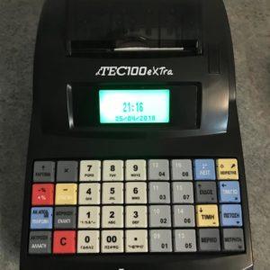 Ταμειακή Μηχανή Aclas dTEC100eXTra Αρ. Έγκρ. 15WWW613/12-12-2018