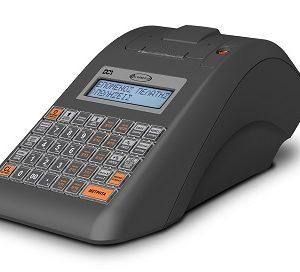 Ταμειακή Μηχανή DCR ALL IN ONE PLUS Black Αρ. Έγκρ. 15DLX624/19-04-2019 με δώρο συρτάρι ταμειακής μηχανής