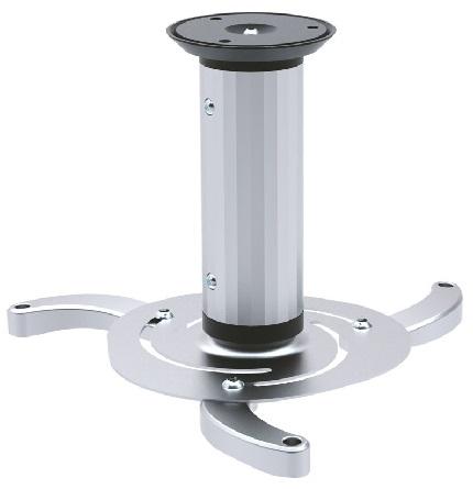 Βάση BRATECK PRB-1 για projectors, οροφής, 360° περιστροφή